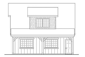 craftsman house plans 2 car garage w attic 20 087 associated