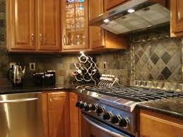 Tile Backsplash For Kitchens With Granite Countertops Mosaic Tile Backsplash With Granite Countertops Ideas Glass Tile