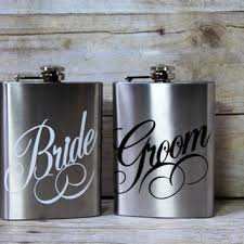 and groom flasks best customized flask set products on wanelo