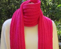 pink neck scarf etsy