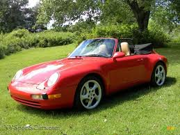 911 porsche 1995 for sale 1995 porsche 911 4 cabriolet in guards 343310