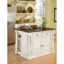 monarch kitchen island home styles monarch kitchen island with granite top and two stools