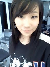 hair cl cl w black hair kpopselca