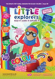 little explorers world islamic magazine for muslim children