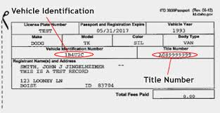 motor vehicle title and registration records search idaho