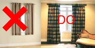 decorating fascinating curtains and window treatments with brown
