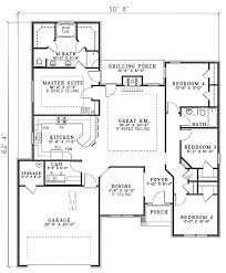 Small Full Bathroom Floor Plans 88 Best House Plans Images On Pinterest Small House Plans