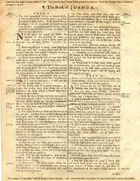 scans of old bibles