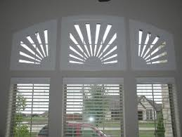 Octagon Window Curtains Sunburst Shutters For Arch Circle Eyebrow Oval And Octagon