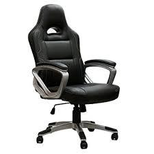 siege pour bureau iwmh racing chaise de bureau gaming siège baquet sport fauteuil