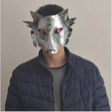 wolf mask 2017 new party wolf mask animal