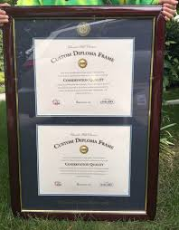 frames for diplomas finding the best diploma frames this