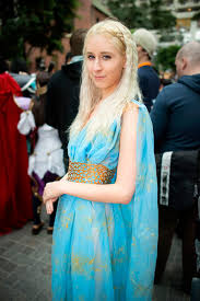Game Thrones Halloween Costumes Daenerys Daenerys Targaryen Halloween Costume Stayglam