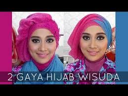 tutorial hijab pesta 2 kerudung tutorial hijab pesta 2 kerudung 02 tutorial hijab