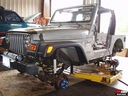 jeep hummer conversion 2000 jeep wrangler aev brute conversion ok4wd at ok4wd