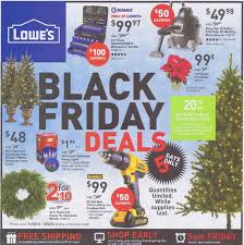 lowes black friday 2013