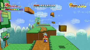 Paper Mario World Map by Optical Spatial Dimensional Trickery In Games Alastair Aitchison