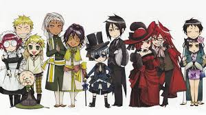 halloween chibi background 229 black butler hd wallpapers backgrounds wallpaper abyss