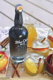 Blue Chair Bay Rum Drinks Spiced Coconut Rum U0026 Apple Cider Cocktail A Giveaway