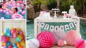 pool party ideas wedding planning bachelorette pool party ideas to some