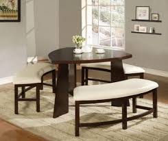 Triangular Kitchen Table by White Triangle Kitchen Table With Flower Centerpiece And Luxury 6