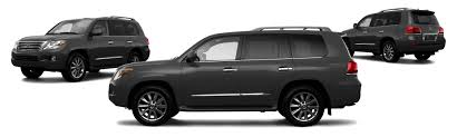 lexus lx 570 gray 2009 lexus lx 570 awd 4dr suv research groovecar
