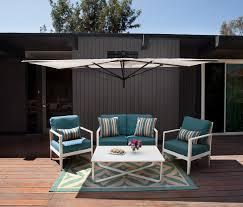 treasure garden introduces new veranda wall mount outdoor shade