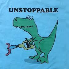 T Rex Unstoppable Meme - unstoppable t rex meme 28 images t rex unstoppable funny stuff