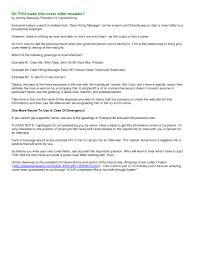 ways to start a cover letter 28 images inspirational proper