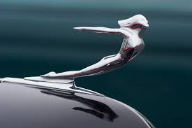 flying the of automobile ornaments and car