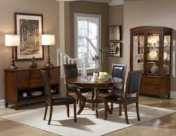 homelegance avalon round dining table set 1205 48 set