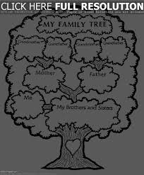 family tree coloring pages family tree clip art color page clipart panda free clipart images
