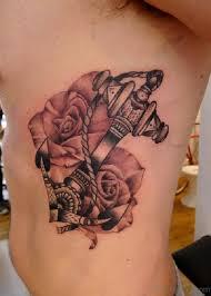 73 anchor tattoos for rib