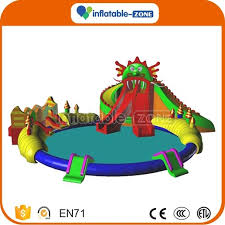 Water Slides Backyard by Water Park Inflatable Water Park Water Slide Inflatable Water Park