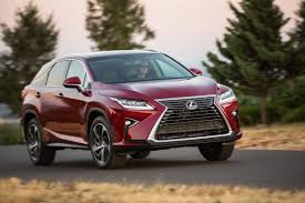 2016 lexus rx vs x5 2016 lexus rx 350 and rx 450h first drive