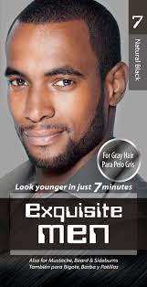 awesome hair color for men color 7 natural black exquisite