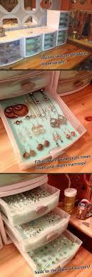 organize stud earrings 12 inexpensive ways to organize your stud earrings organizing