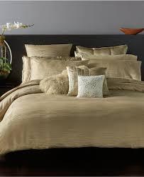 bedding collections macy s donna karan home reflection gold dust bedding collection