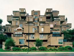 ad classics habitat 67 safdie architects archdaily