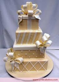 wedding cake gift boxes gift box wedding cake by pink cake cake cake recipe