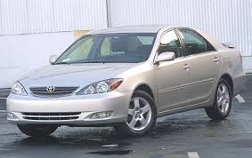 toyota camry 201 used 2002 toyota camry for sale pricing features edmunds