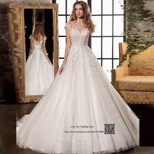 Greek Style Wedding Dresses Greek Style Lace Wedding Dress 2017 Cap Sleeve Princess Wedding