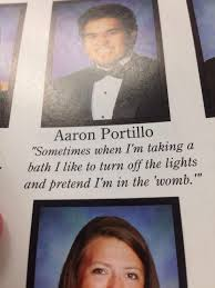 my yearbook picture senior quote from my yearbook meme