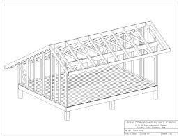 adirondack floor plans adirondack shelter plans all drawings