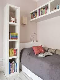 solution rangement chambre solution lit petit espace great kleines einrichten ideen