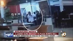 plaza bonita black friday hours two loaded guns brought to plaza bonita mall youtube