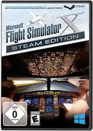 Pc M El Amazon Com Microsoft Flight Simulator X Steam Edition For Pc