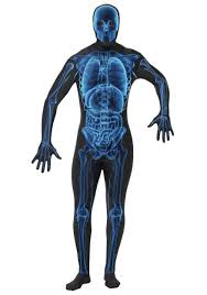 Skeleton Suit Halloween by X Ray Costume Halloween Costumes