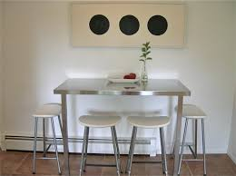 table attached to wall attacked a domestic disturbance in three acts the home tome