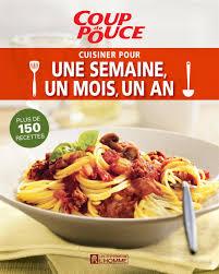 livre cuisine homme cuisiner pour une semaine un mois un an éditions de l homme 4